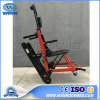 Ea-6fpn Medical Portable Emergency Folding Electric Evacuation Stretcher Stair Chair with Speed ...