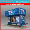 Good Design of Top Advertising Display Bus Stop Shelter