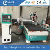 Carousel Model Atc Wood CNC Router Machine with Hole Drilling Block and Double Working Table