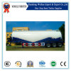 55cbm Double Compartment Bulk Cement Tank Semi Trailer