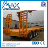 High Quality Suppermax 3-Axle Lowbed Semitrailier/Trailer/Truck/Semi-Trailer