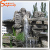 Garden Stone Artificial Rockery Resin Water Fountain