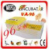 96 Eggs Automatic Mini Chicken Quail Incubator