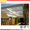 Clear Solid Polycarbonate Sheet Solid Polycarbonate Panel Awnings