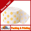 Yellow Polka DOT Crepe Paper Streamer (420050)