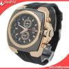Hot Sale Vogue Quartz Silicone Watches for Men