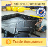 Safety Easy Installation Flexible Oil Spill Sontainment Berm