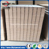 High Quality Slotted MDF with Aluminum Strips