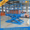 Hydraulic Warehouse Elevator Lift / Goods Elevator / Cargo Lift Platform