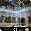 Indoor LED Curtain Light Christmas Shopping Mall Decoration