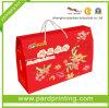 Colorful Home Textiles Paper Handle Box (QBO-2)