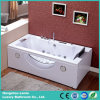Rectangle Massage Bathtub with Thermostatic Mixer (CDT-007)