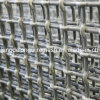 Flat-Top High Carbon Steel Crimped Wire Mesh Screen