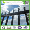 Powder Coated Tubular Spear Top Steel Fence for Security