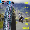DOT Certified Motorcycle Tire for Dubai Market (2.25-19)