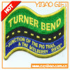 Wholesale Custom 100%Embroidery Patch for Clothing (YB-Cn-17)