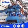 Roller Conveyor Shot Blasting Machine for Tower Crane Cleaning Machine