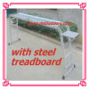 Aluminum Multi-Purpose Ladder with Steel Treadboard
