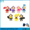 PVC Animal Monkey Shape Custom Logo USB Memory Disk (EG039)