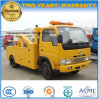 Dongfeng 4*2 Small Size Wreck Towing Truck for Sale