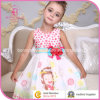 High Quality Printed Girls Grament Dress (6107#)
