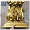 Gold Color PU Decorative Capitals/Corbel (HN-0XX)