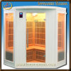 New Style Best Design Half Body Infrared Sauna (IDS-WT3C)
