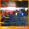 Pipe Logistics Transport System for Band Saw Machine
