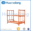 Warehouse Collapsible Steel Truck Tire Storage Rack
