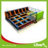 Kids Indoor Trampoline for Amusement Park