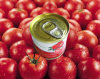 Canned Tomato Paste with Tin