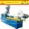High Quality and Low Noise Conical Double-Screw PP Extruder