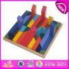 Colorful Wooden Puzzle Jigsaw Toy for Kids, Jigsaw Puzzle Toy Wholesale for Children, Jigsaw Wooden Puzzle Blocks for Baby W13A060