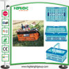 Plastic Collapsible Promotional Shopping Basket for Household