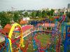 Small Roller Coaster Ride Amusement Equipment Roller Coaster