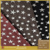 Thermoprint Five-Pointed Star Shape Cow Cloth Fabric
