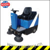 Small Electric Ride on Path Cleaning Machine Street Road Sweeper