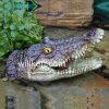 3D Floating Animal Floating Crocodile Head Decoration