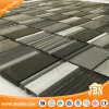 American Market Black Color Aluminum and Glass Mosaic (M855056)