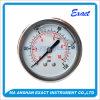 Factory Price Pressure Gauge-Oil Filled Manometer-100mm Pressure Gauge