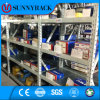 Q235B Warehouse Storage Steel Longspan Shelving