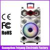 Portable Bluetooth Speaker LED Light Big Power Trolley Speaker 12 Inch F12-23