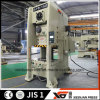 Auto Brake Lining Stamping 160ton Semi Closed Punching Machine