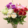 Factory Wholesale Fake Rose Artificial Flowers with Different Colors