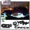4 Pods LED Rock Light 3W Underbody Car Boat