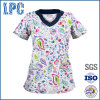 Beauty Design Medical Dental Healthcare Nurses Uniform for Children′s Hospital