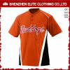 Customised Popular Fashion Dry Fit Baseball Jersey for Men (ELTBJI-31)