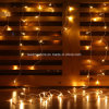Christmas Outdoor Decoration Droop Curtain String LED Lights New Year Garden Xmas Wedding Party
