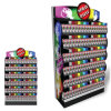 Colorful Spray Paint Acrylic Can Rack Display
