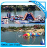 Inflatable Water Games / Floating Sport Aqua Park for Sale